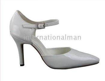 1 pair/lot Custom-made Bridal Exquisite Design Evening/Wedding/Party Shoes 90915