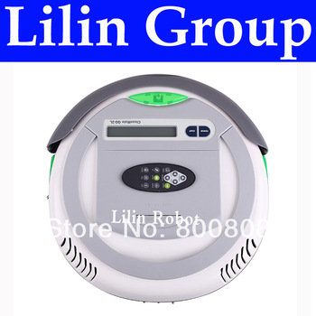 3 In 1 Multifunctional Robot Vacuum Cleaner (Auto Cleaning, Auto Sterilizing, Auto Air Flavoring)