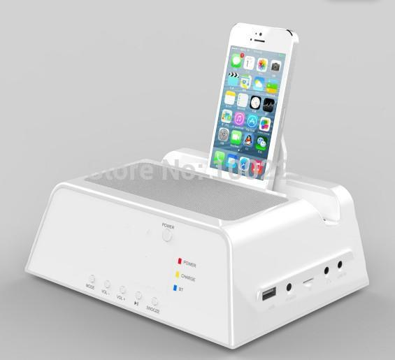 new docking station speaker(China (Mainland))