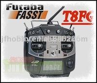 Futaba 8FG & R6208SB Receiver 2.4GHz 14 Channel remote control RC System FASST