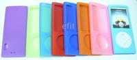 Case Cover for Nano 4 5G 4th Generation 100pcs Silicon Skin