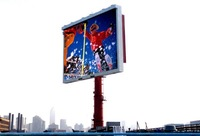 P16 Outdoor Full color LED Video Display(1R1G1B)