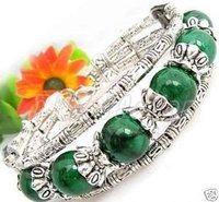 Vogue Tibet Jewelry turkey jade bracelet/Armschmuck