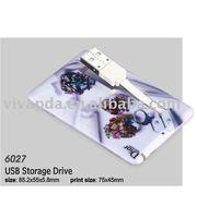 Free shipping 5pcs/lot 2GB USB Flash stick