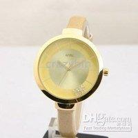 wholesale fashion lady watch/brand watch fashion woman watches Genuine leather waterproof watch list AL025