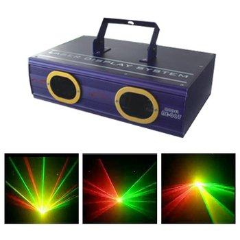 Double head red green laser light;P/N:NE-067A