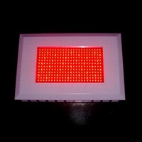 300W LED Grow Lighting with 11,500lm Lumens, 100% Red Color,660red:blue=8:1; Replacing 800-1000W MH/HPS Light