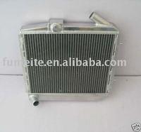50mm aluminum radiator Renault 5 GT Turbo 1.4l MT 85-91
