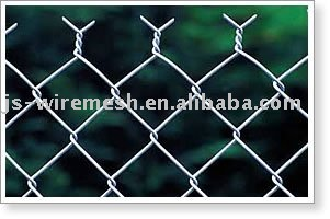 Anping wire mesh/Metal wire mesh /iron chain link fence Can be used in construction