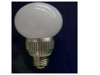 E27 3*1W LED Bulb with 85 to 265V AC Input; 3 and 240lm Luminous Flux, large stock, please advise which color you need;