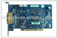 Video capture Card:Hikvision DS4004HCI