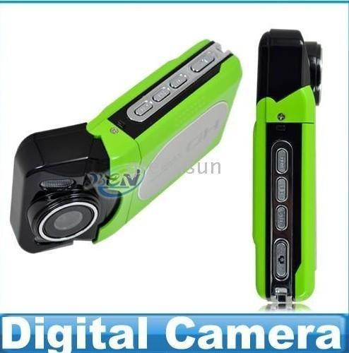 New 12MP HD 720P 2.0 inch TFT ANTI-SHAK DIGITAL VIDEO Kids Camera Camcorder (4pcs/lot)(China (Mainland))