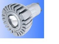 GU10 1*3W led spot light with 85 to 265V AC Input;120lm,large stock;please advise the color you need;P/N:S-SD-1*GU10-1