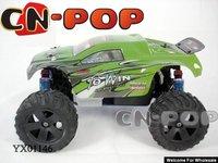 Nitro gas Truck 1:16 RC car 4WD Radio Remote Control car toy free shipping