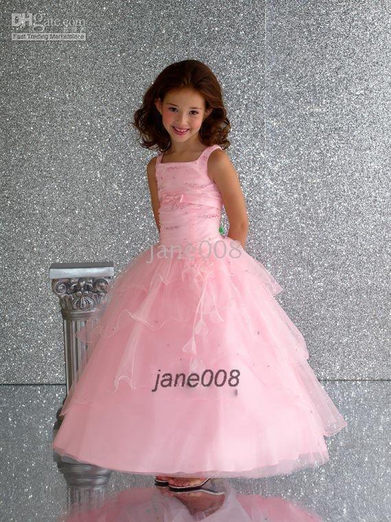 Детское платье Romantic Angel  #FD778