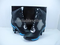 AJ5 Boots, fashion high heel boots,J5 women boots size:36-41 ID68008408 Women's Retro 5