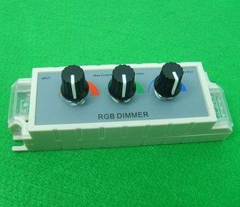 LED RGB Dimmer; DC12V input