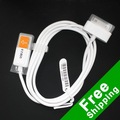 For iphone 3G usb cable,free shipping usb cable white usb cable with 100pcs/lot
