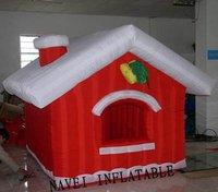 3*2*2m Inflatable house for christmas