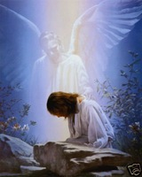 "Handicrafts Art Repro oil painting:""Jesus ""on canvas"