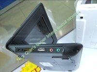 10pcs Cheap WIFI laptop 7 inch 7.2 mini laptop pocket mini netbook with Pink Green Black Whitte Red Orange Windows CE