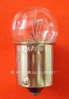 Guaranteed 100%! 1000 picecs/lot Ba15s 18x34 24v 10w miniature lamp bulb A236