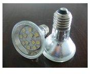 SMD LED Spot light;E27 base;12pcs 5050 led;144lm;5500K-6000K,cool white