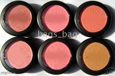 free sample sheertone blush blusher, 9g/0.21us oz , 10colors (100pcs/lot}(China (Mainland))