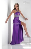 Dress Wedding Apparel & Accessories strapless sleeveless all Size #FFF20 2010 New Wedding