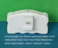 Compatible Chip Resetter for Epson Stylus pro 4000 4400 4450 4800 4880 7800 9800 7400 9400 7800 9800 7880 9880 7450 Printer