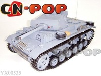 1:16 Tiger RC tank remote control vehicles Radio Control Tanks Military toy free shipping