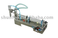 (Free Shipping) Compact One Head Oil Filling Machine