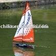 Free Shipping - R/C sailing boat-F07(China (Mainland))