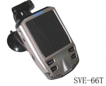 360 degree laser solar   (X/K/New K/Ku/Ka/Laser) Radar Detector (car radar)