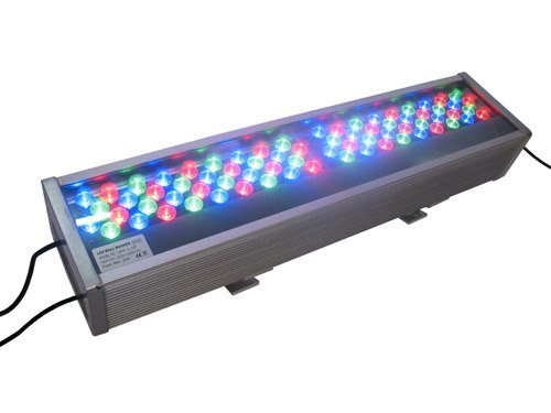 LED High Power Wall Washer, 2 series, 72pcs High Power LED, Waterproof, Outdoor Using(China (Mainland))