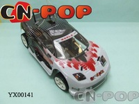 1:10 RC Car nitro gas Winner 4WD Super car radio remote control Racing Car toy free shipping