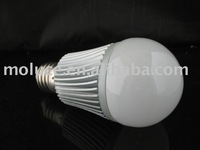CREE Led bulb 9W, 1pc of LED inside,  E27 (CE,Rohs, 2years of guarantee)