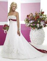 Floor-Length 2009 Style Wedding Dresses SKU170027 Ball Gown Strapless
