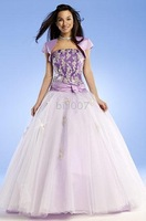 Gown Strapless Floor-Length 2009 Style Gown Dress SKU600059 Quinceanera Dresses Ball