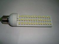 G24 8W LED bulb;42pcs 5050 SMD led,white color