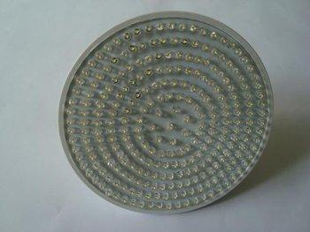 15W led spot light,E27 base;261pcs 5mm DIP LED; warm white color