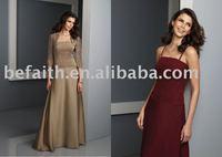 FG-0872 Freeshipping New Designer Elegant Formal Gown Bridal Gown Evening Dress
