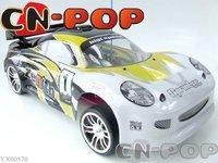 1:6 RC Car Nitro Gas 21CC Engine 4WD racing car 3-Speed Gearbox RTR radio remote control cars toy free shipping