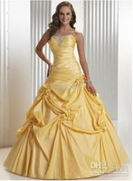 all Size  any  color  New Wedding Dress Wedding Apparel & Accessories strapless sleeveless