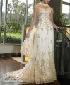 2010 New stunning wedding dress bridal gown size free #lkmi