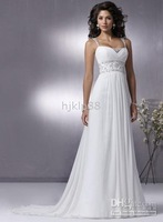 all Size #FFF43 2010 New Wedding Dress Wedding Apparel & Accessories strapless sleeveless