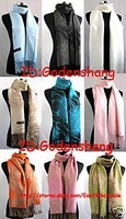 lot of 10 Cashmere Scarves Shawl Wrap Stole Scarf