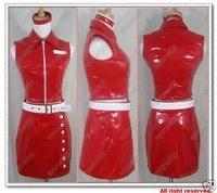 Vocaloid 2 meiko cosplay costume any size COSTOM MADE