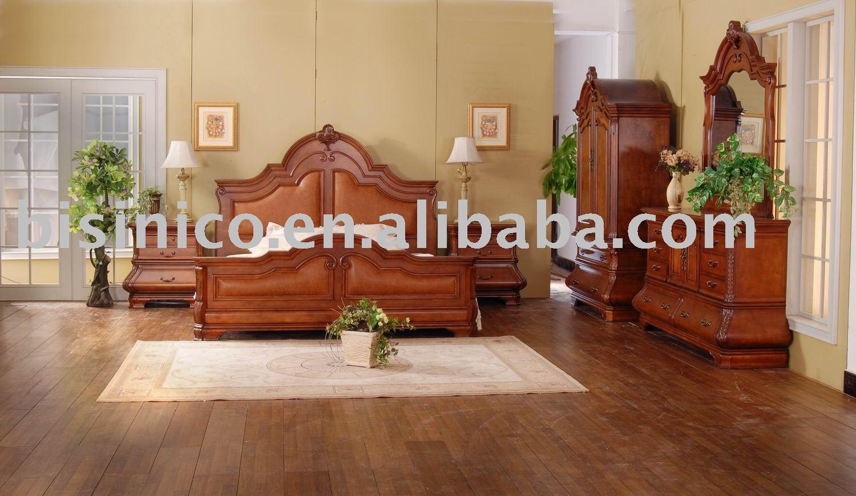 Mobiliário antigo quarto, conjuntos de quarto de cama , mesa lateral , cômoda, espelho , peito, armário de TV , mobília norte-americana(China (Mainland))