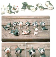 Wholesale - - lot 450pc/lot CUTE CHI'S SWEET HOME FIGURE PHONE STRAPS